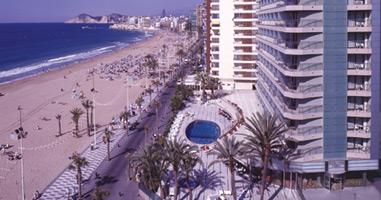 Corona Del Mar Hotel Benidorm Costa Blanca